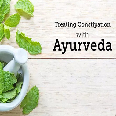 How Ayurveda helps in fighting constipation